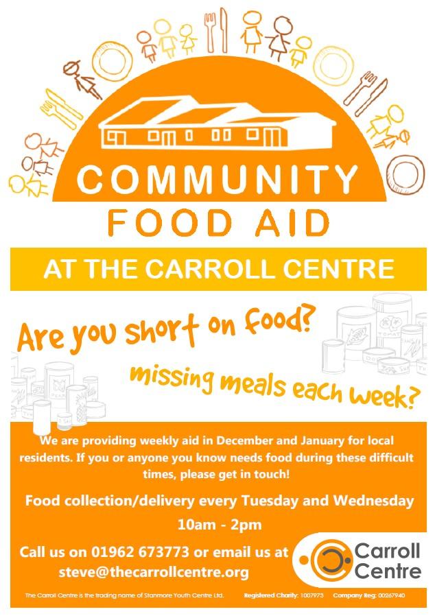 Winchester Community Food Aid